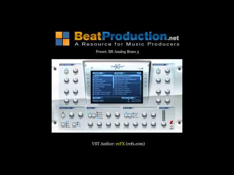 Refx Nexus 2 Vst Sound Demo Beat Production