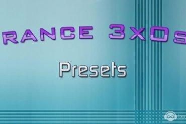 Trance 3xOsc Presets