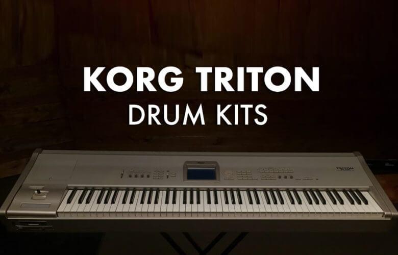 Korg Triton Drum Kit