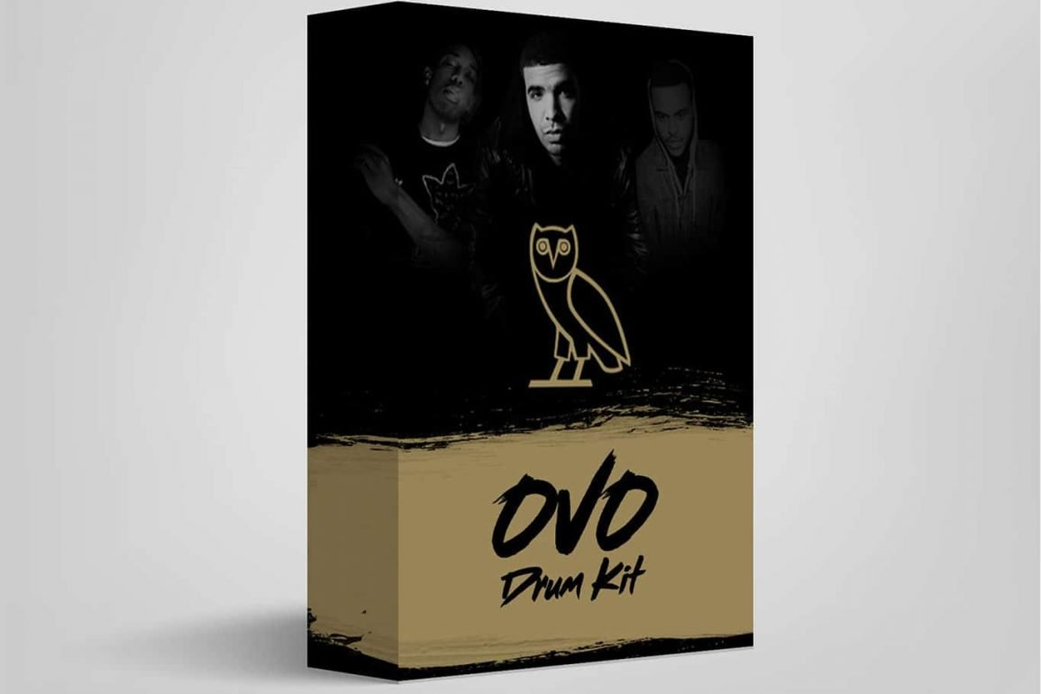 Ovo Drum Samples Pack