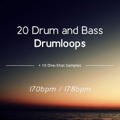 Drum and Bass Drumloops