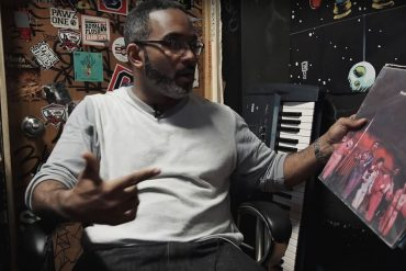 Large Professor on Rhythm Roulette