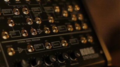 Korg MS-20 Ableton
