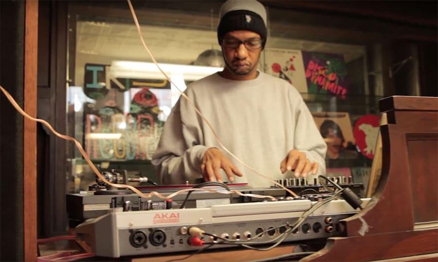 K-Def on Rhythm Roulette