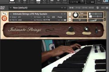 Intimate Strings Kontakt Library