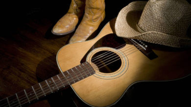 Western Guitar Samples
