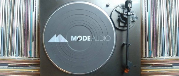 Vinyl Drum Rack