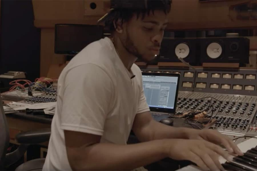 Childish Major on Rhythm Roulette