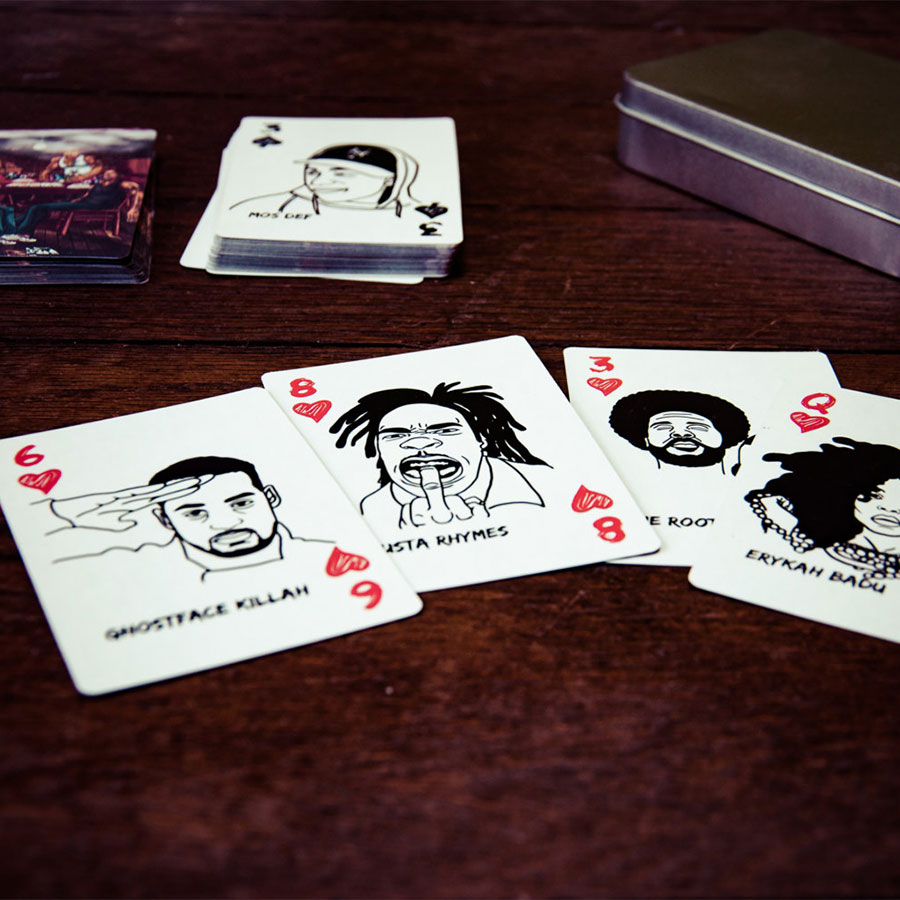 hiphop-cards