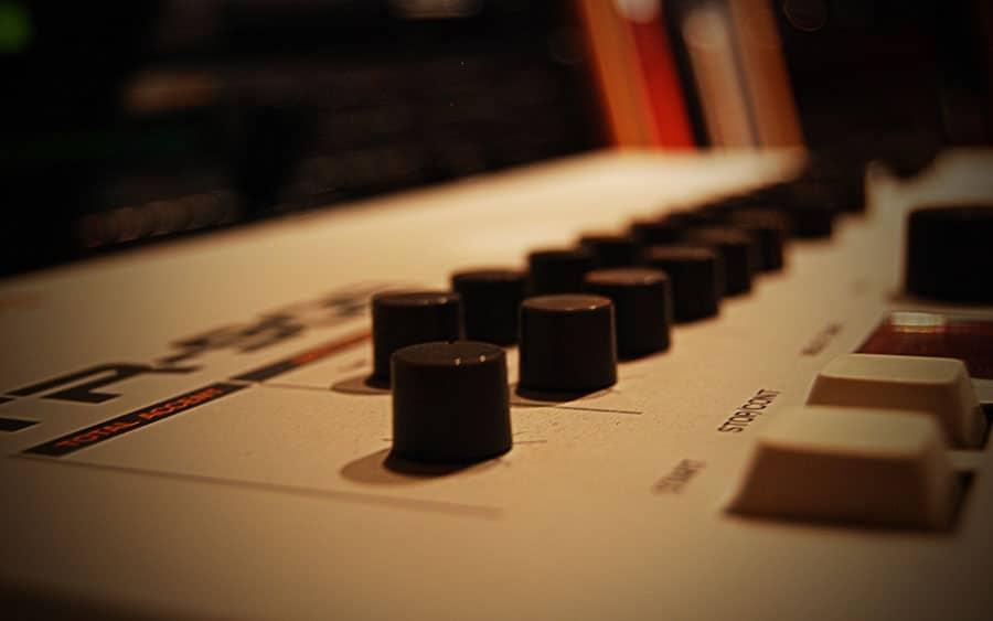 TR-909 Drum Samples