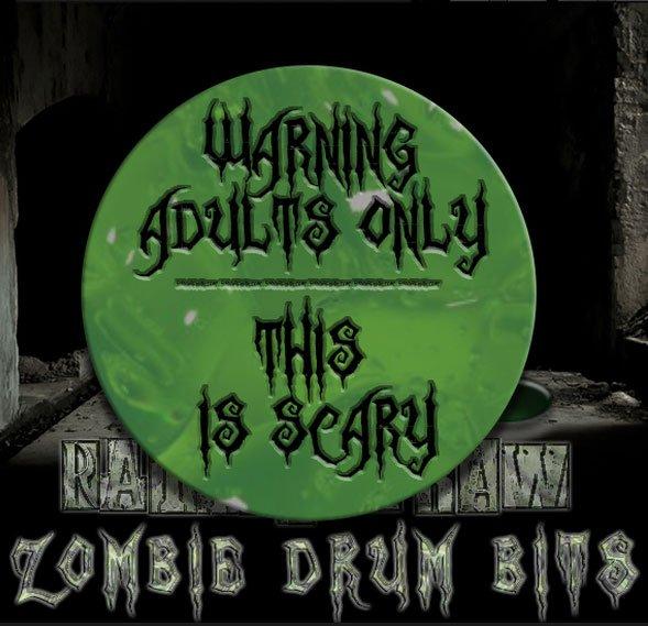 Zombie Drum Samples