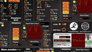 Mono Junction Synth