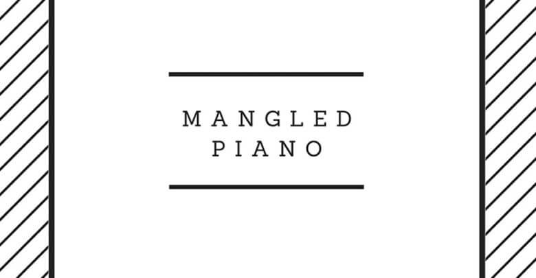 Mangled Piano Samples Pack