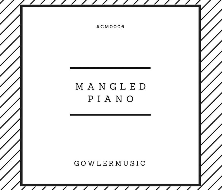 Mangled Piano Samples Pack