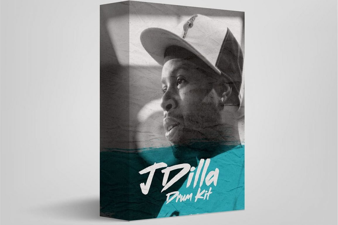 J Dilla Drum Samples Pack