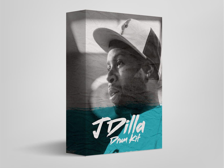 J Dilla Drum Samples Pack