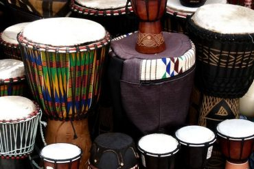 Tribal Drum Kit