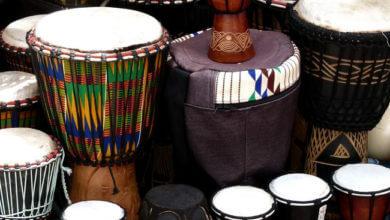 Tribal Drum Kit