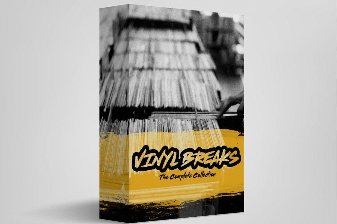 Vinyl Drum Breaks Bundle