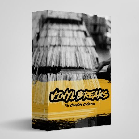 Vinyl Drum Breaks Bundle