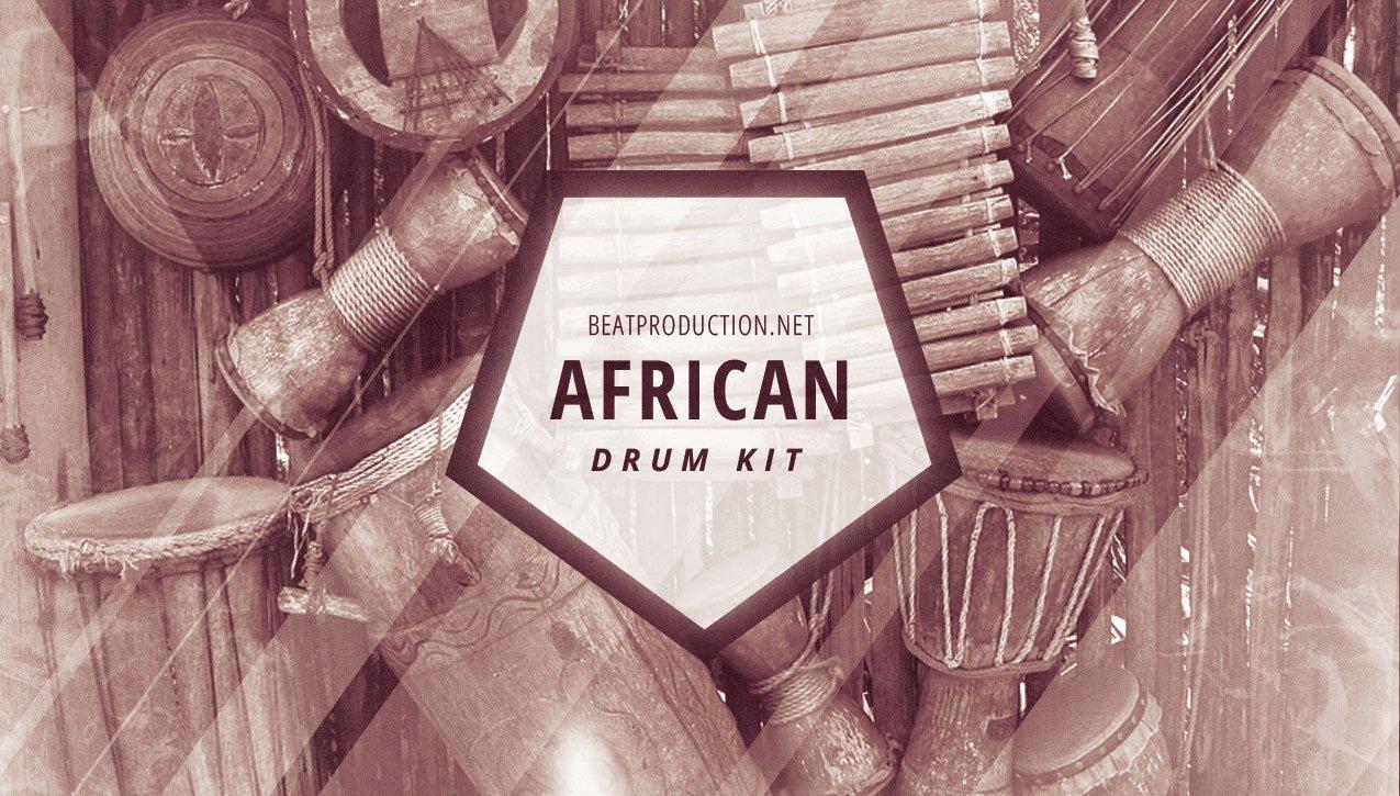 African Drum Kit