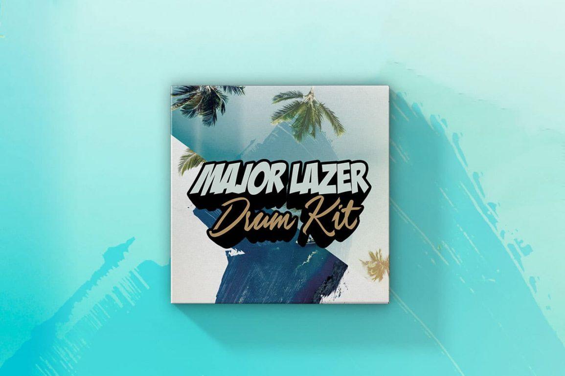 Major Lazer Drum Kit