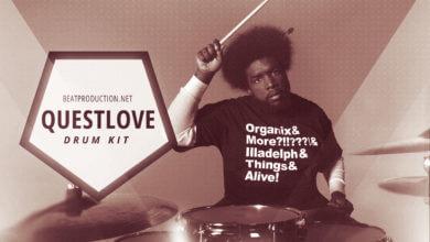 Questlove Drum Kit