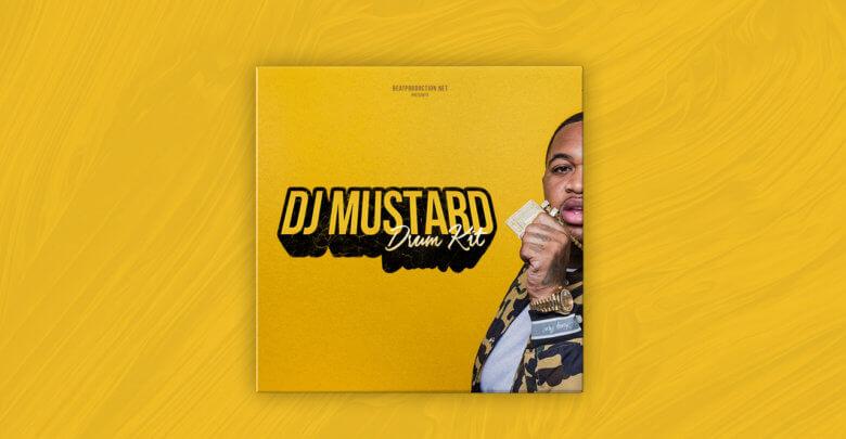 DJ Mustard Drum Kit