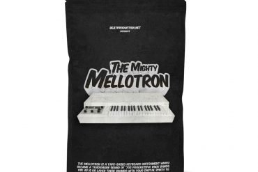Mighty Mellotron Kontakt Library