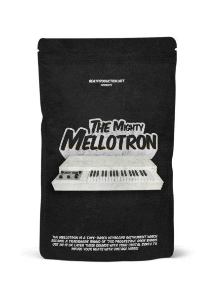Mighty Mellotron Kontakt Library