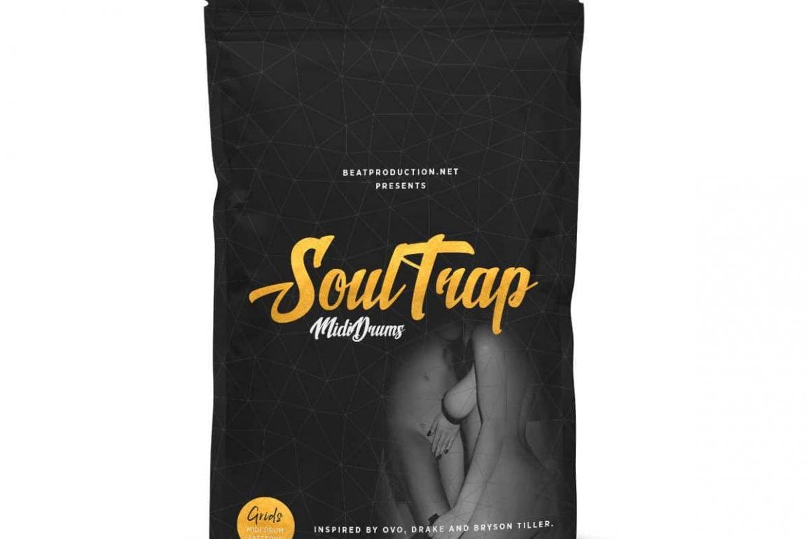 Soul Trap Midi Drum Pack