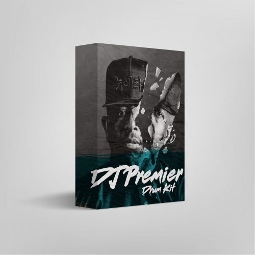 DJ Premier Drum Samples Pack