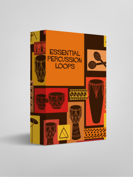Essential Percussion Loops Sample Pack