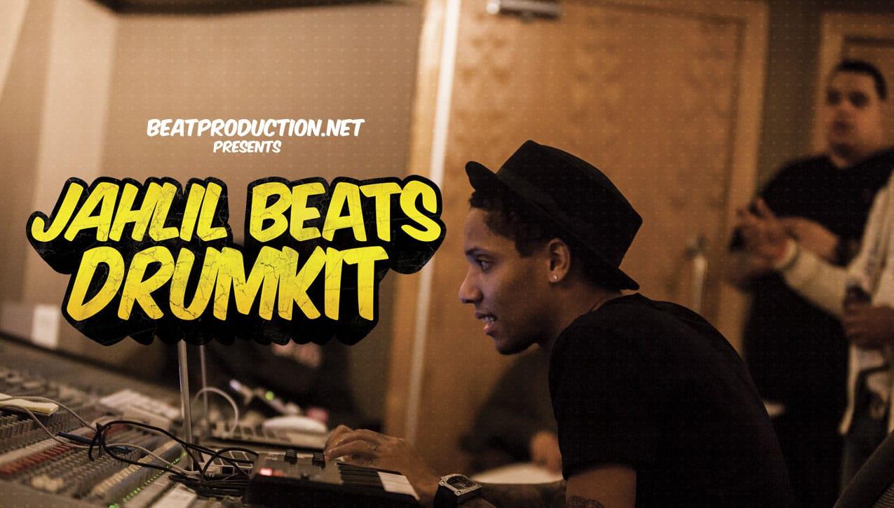 Jahlil Beats Drum Kit