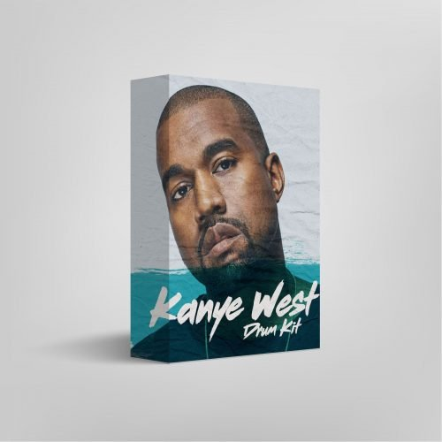 Kanye West Drum Samples Pack