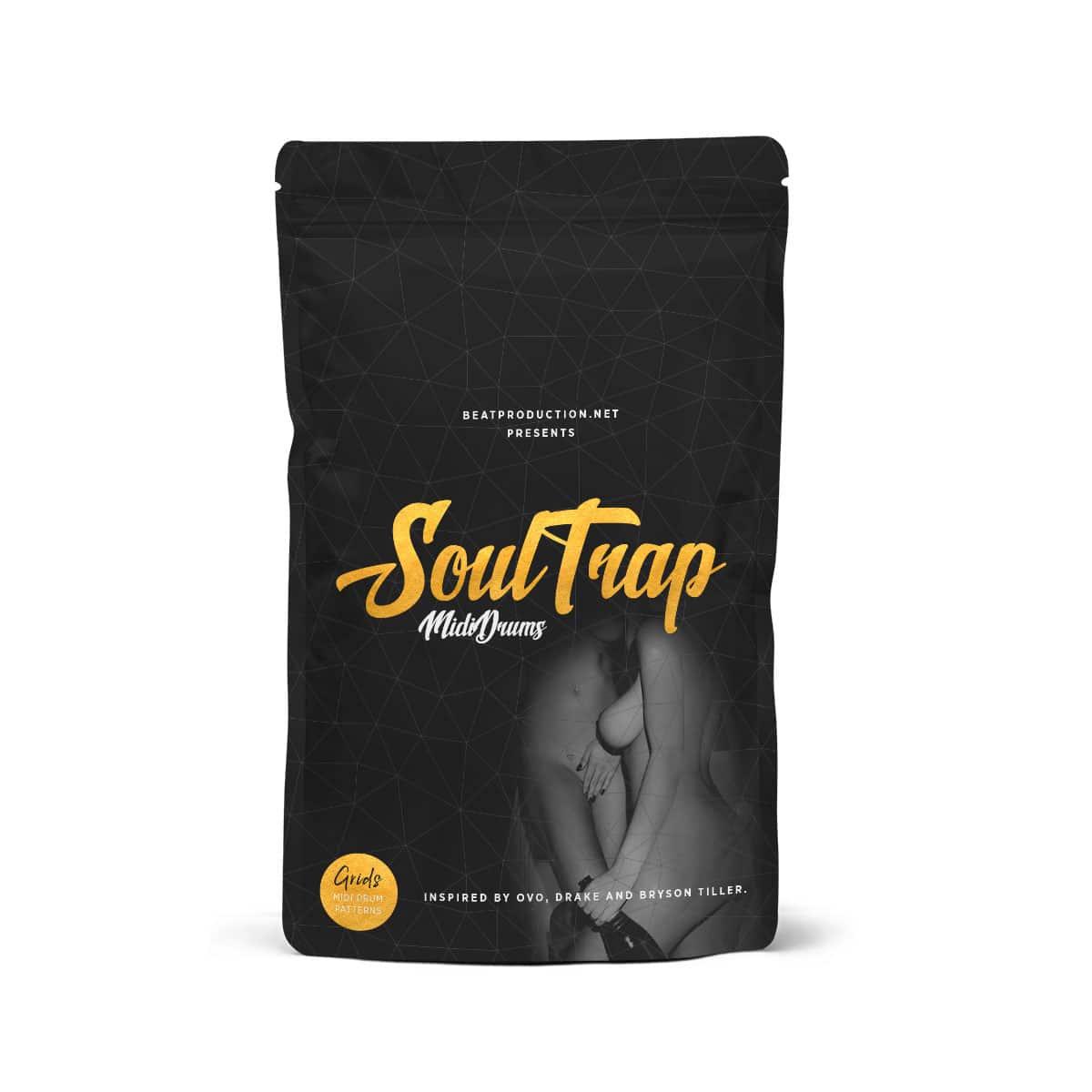 Soul Trap Midi Drum Patterns