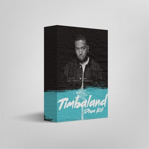 Timbaland Drum Samples Pack