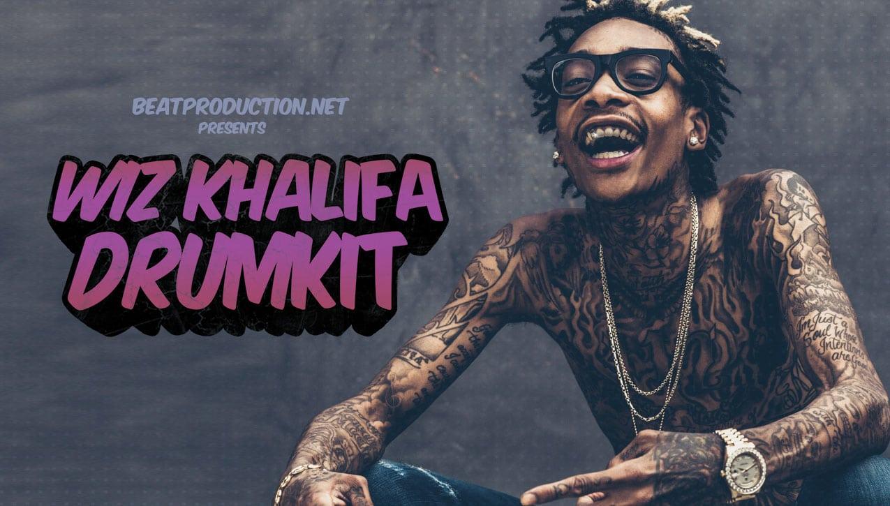 Wiz Khalifa Drum Kit