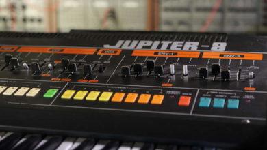 Roland Jupiter 8 Samples