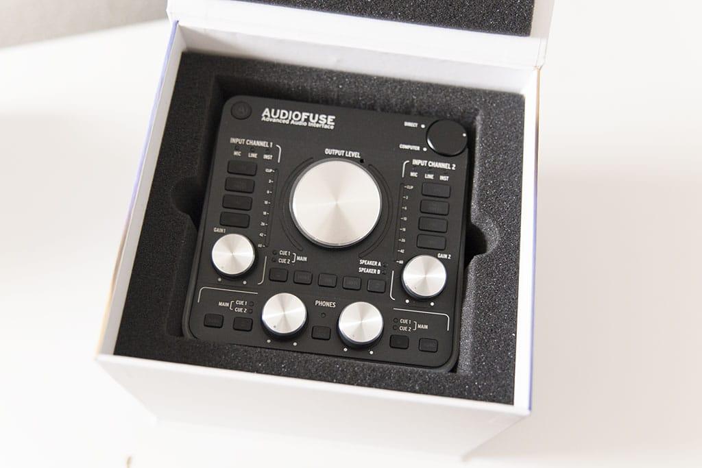 Arturia Audiofuse Boxed