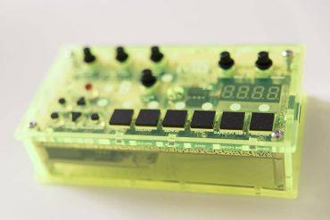 Microgranny Lofi Sampler Buttons