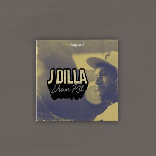 J Dilla Drum Kit