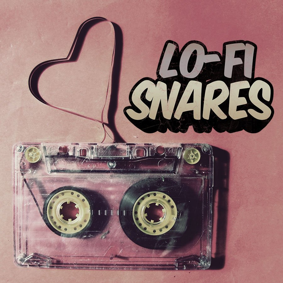 Lo-Fi Snares Samples