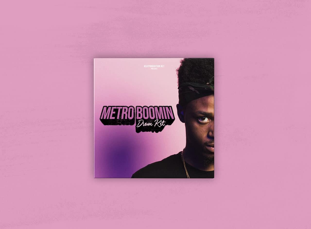 Metro Boomin Drum Kit