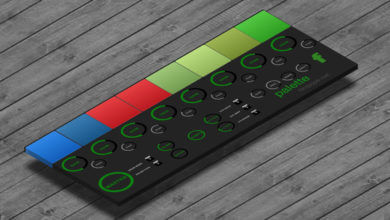 Rich Evolving Pads Palette VST