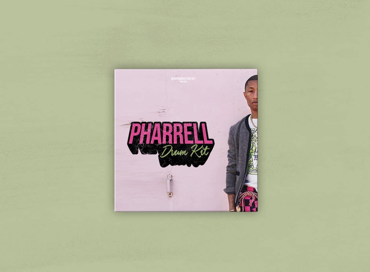 Pharell Drum Kit