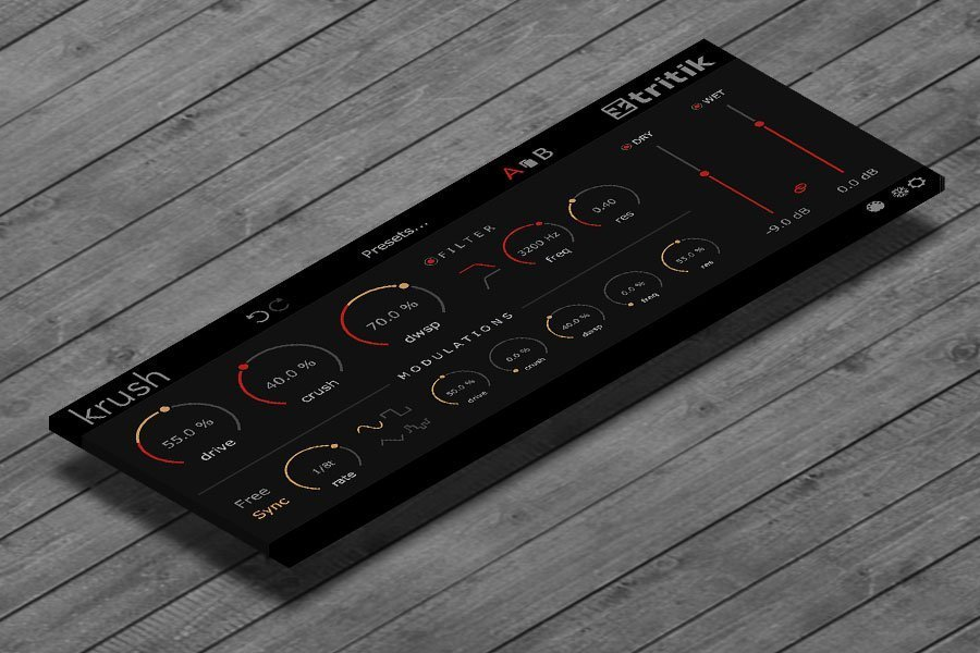 Tritik Krush Bit Crusher (Free Download) | Beat Production