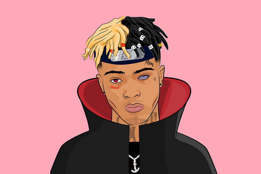 XXXTentacion Drum Kit
