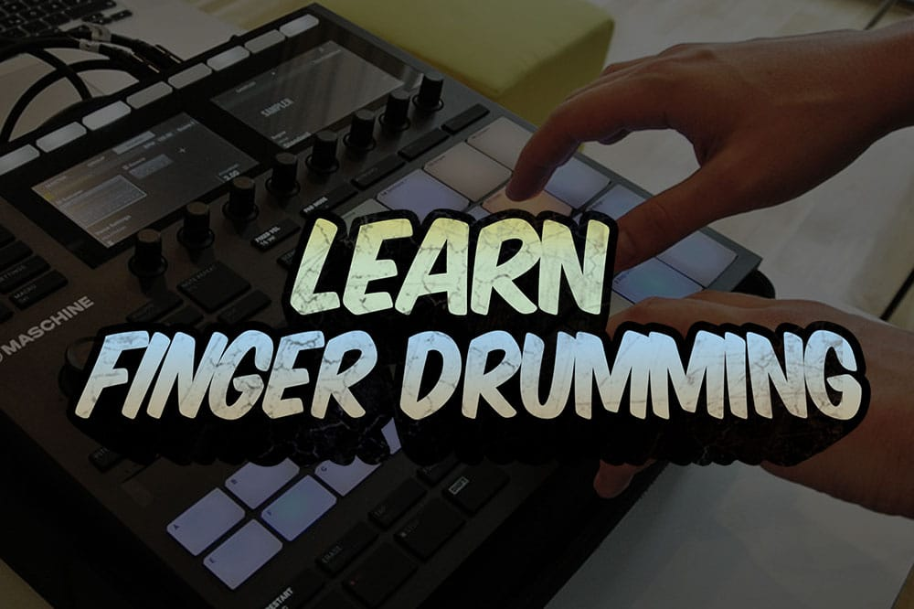 Learn Finger Drumming