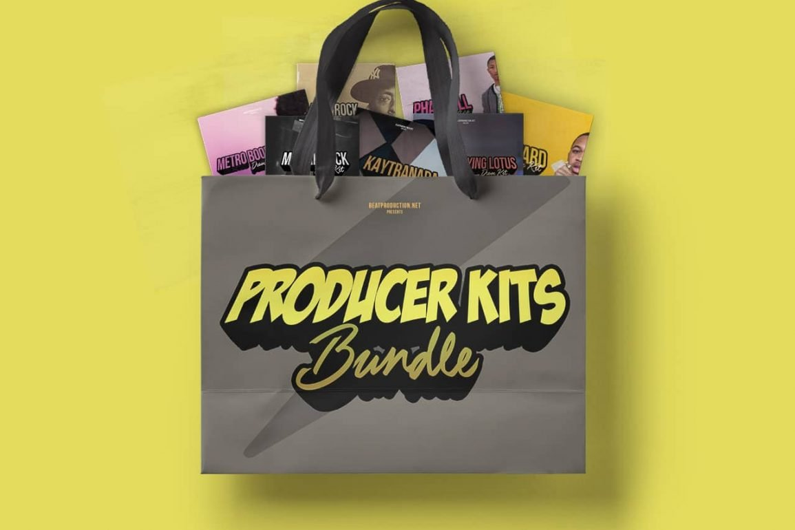 Producer Drum Kit Bundle